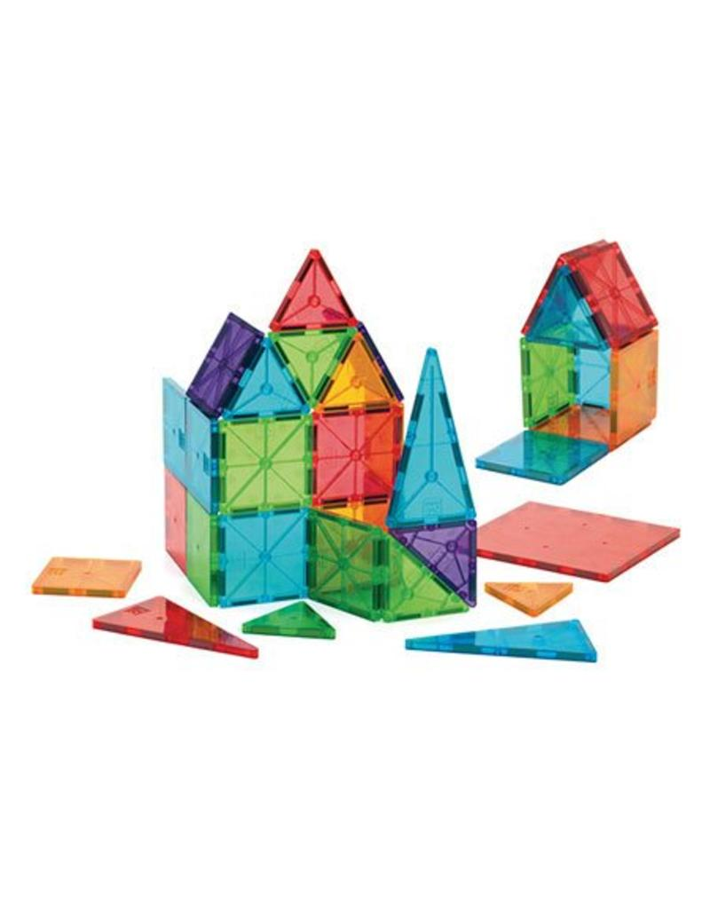 Valtech Magna-Tiles Clear Colors - 32 Pc.