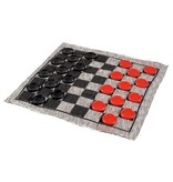 ChannelCraft Checkers Rug Jumbo