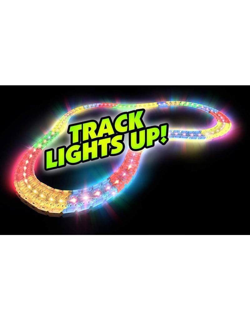 Mindscope Twister Tracks LED Tracks - Police Car
