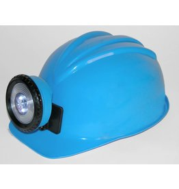 Squire Boone Miner Helmet - Blue