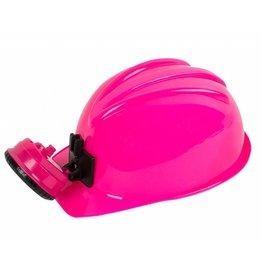 Squire Boone Miner Helmet - Hot Pink