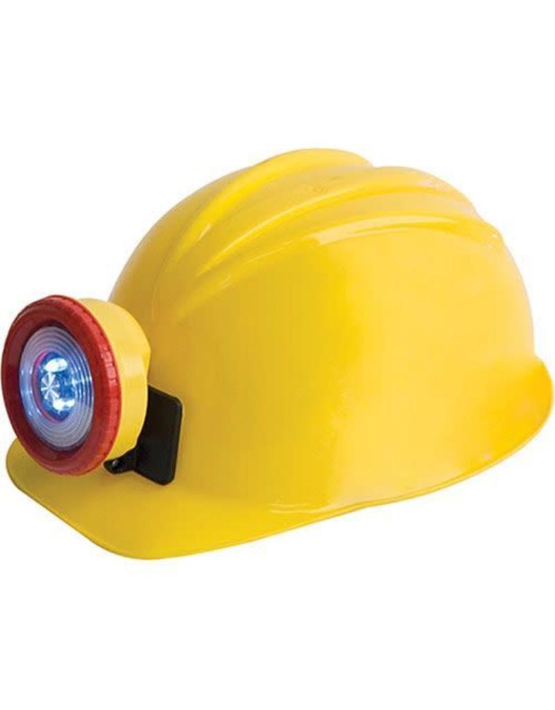 Squire Boone Miner Helmet - Yellow
