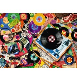 Ravensburger Viva le Vinyl 500 pc XL
