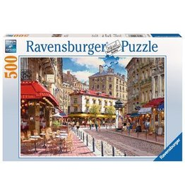 Ravensburger Quaint Shops 500 pc