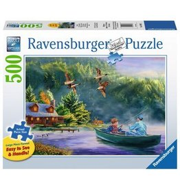 Ravensburger Weekend Escape 500 pc XL