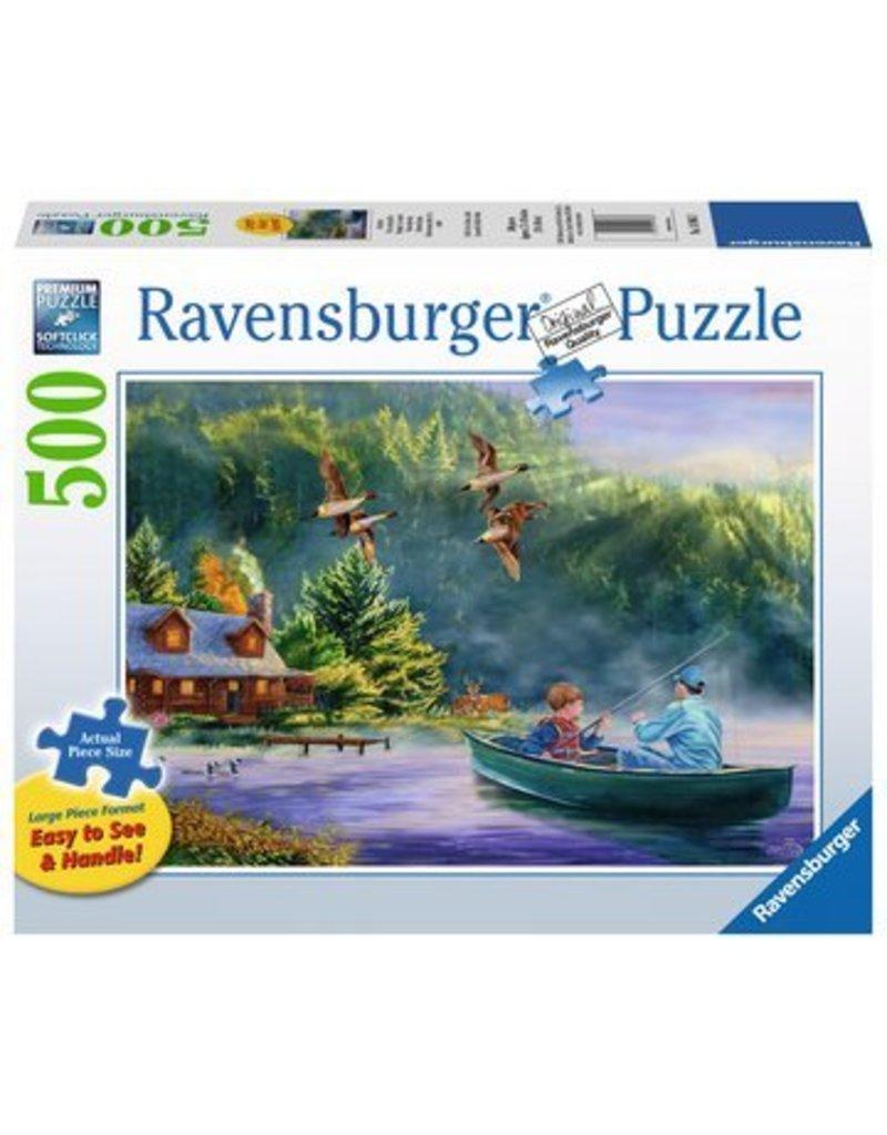 Ravensburger Weekend Escape 500 pc XL