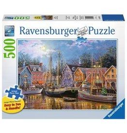 Ravensburger Ships Aglow 500 pc XL
