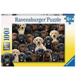 Ravensburger Labradors 100 pc