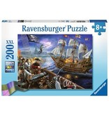 Ravensburger Blackbeard's Battle 200 pc