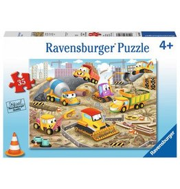 Ravensburger Raise the Roof! 35 pc