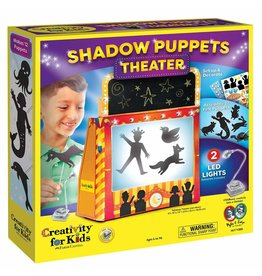 Faber Castel Shadow Puppets Theater
