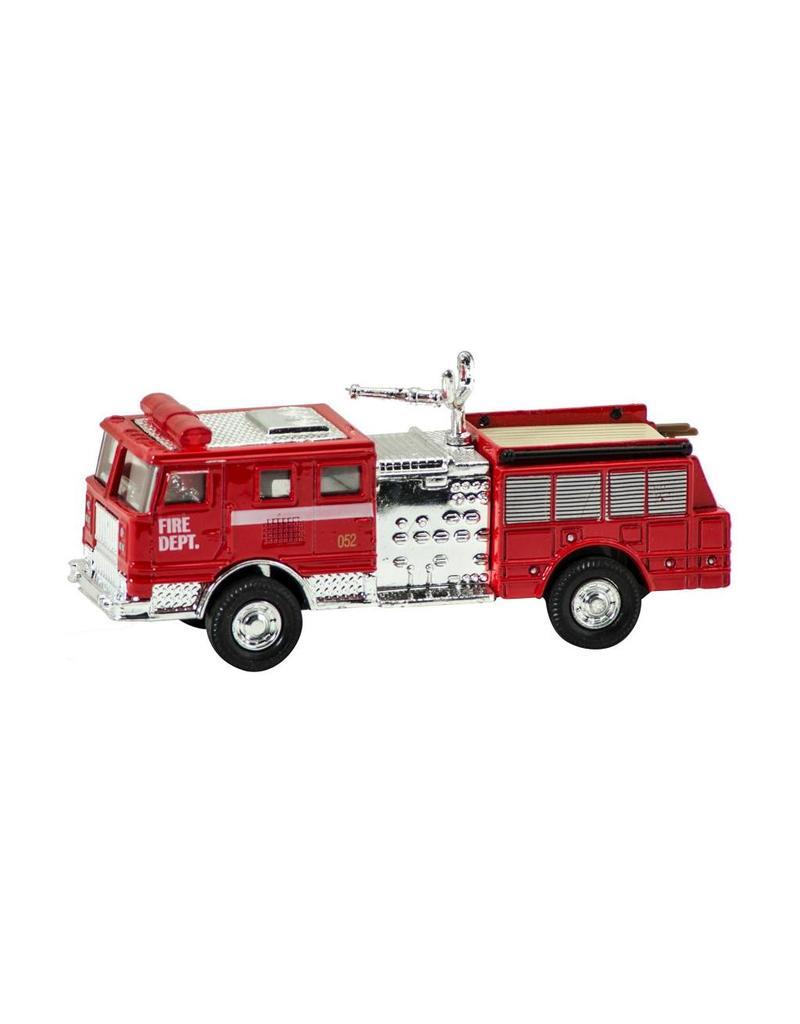 Schylling Die-cast Fire Engine