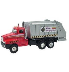 Schylling Die-cast Sanitation Truck