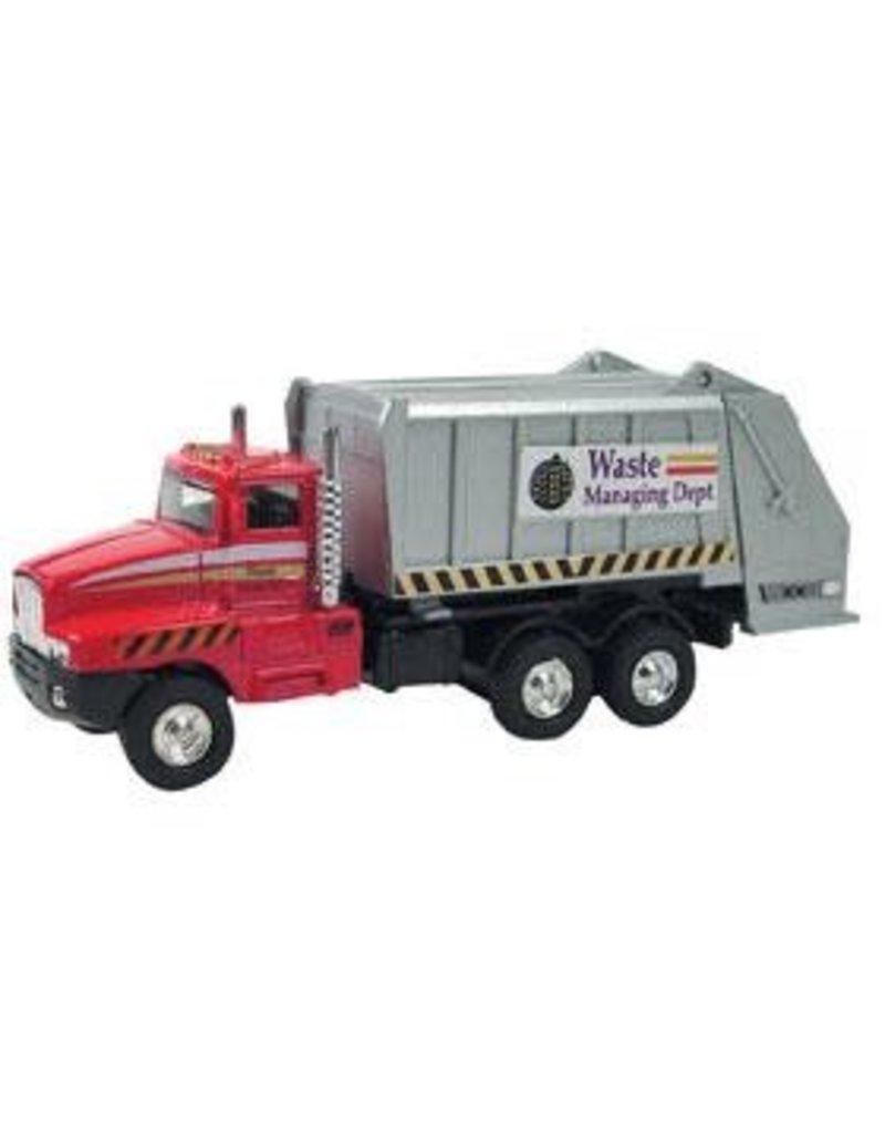 Die-cast Sanitation Truck