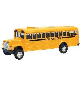 Schylling Die Cast School Bus Pull-back