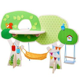 Haba USA Little Friends - Tree house