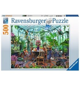 Ravensburger Greenhouse Morning 500 pc