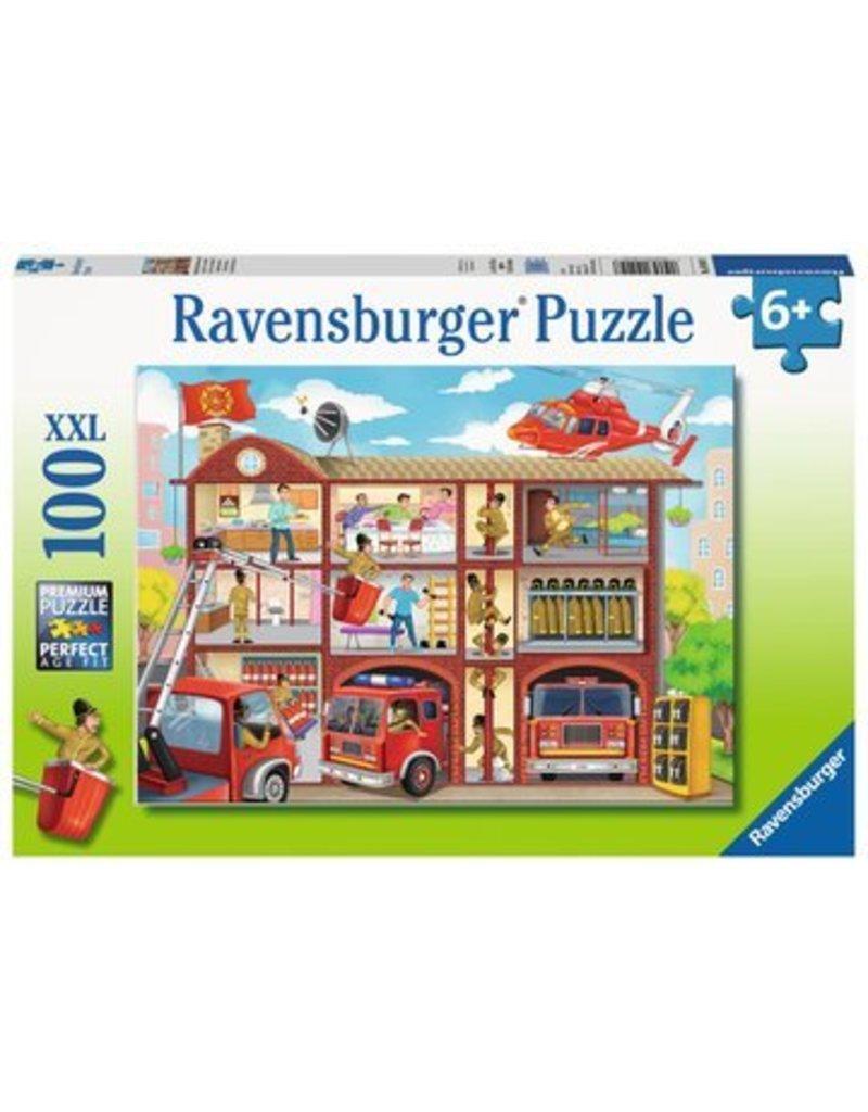 Ravensburger Firehouse Frenzy 100 pc