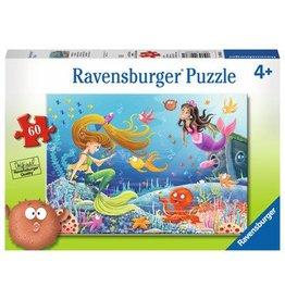 Ravensburger Mermaid Tales 60 pc