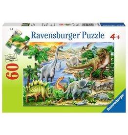 Ravensburger Prehistoric Life 60 pc