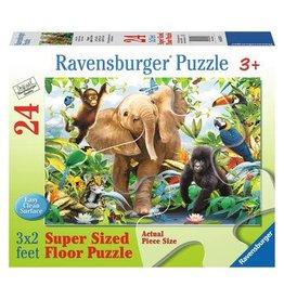 Ravensburger Jungle Juniors floor pzl