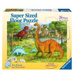 Ravensburger Dinosaur Pals 24 pc floor