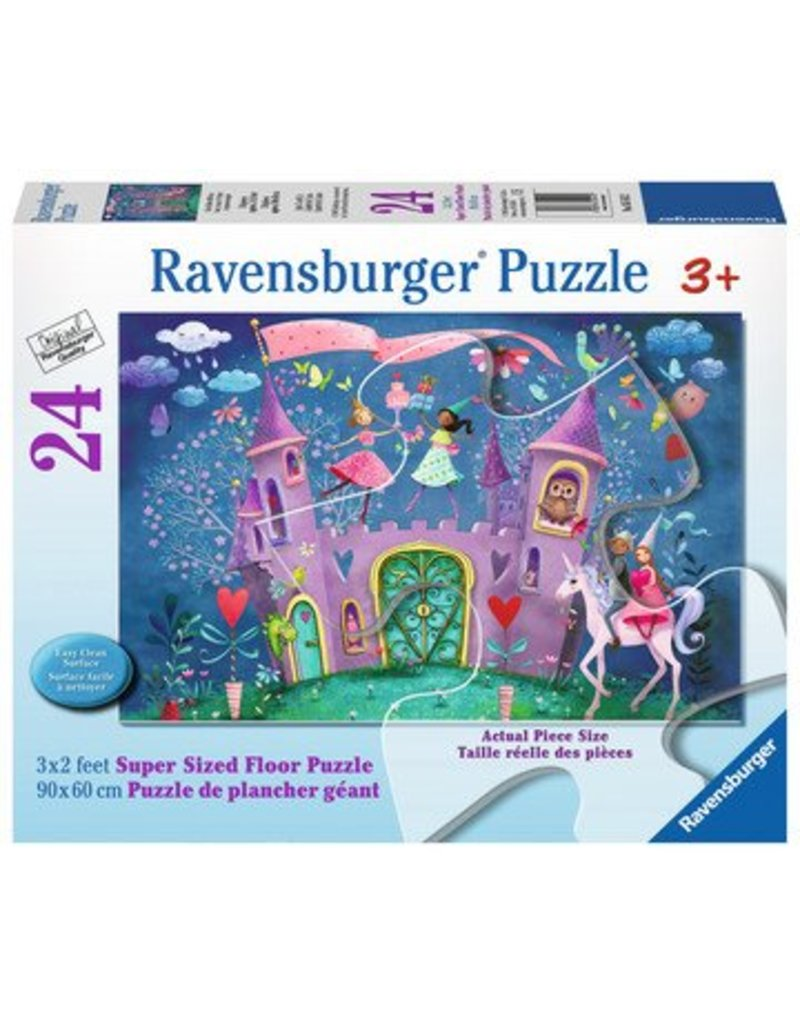 Ravensburger Brilliant Birthday floor pzl