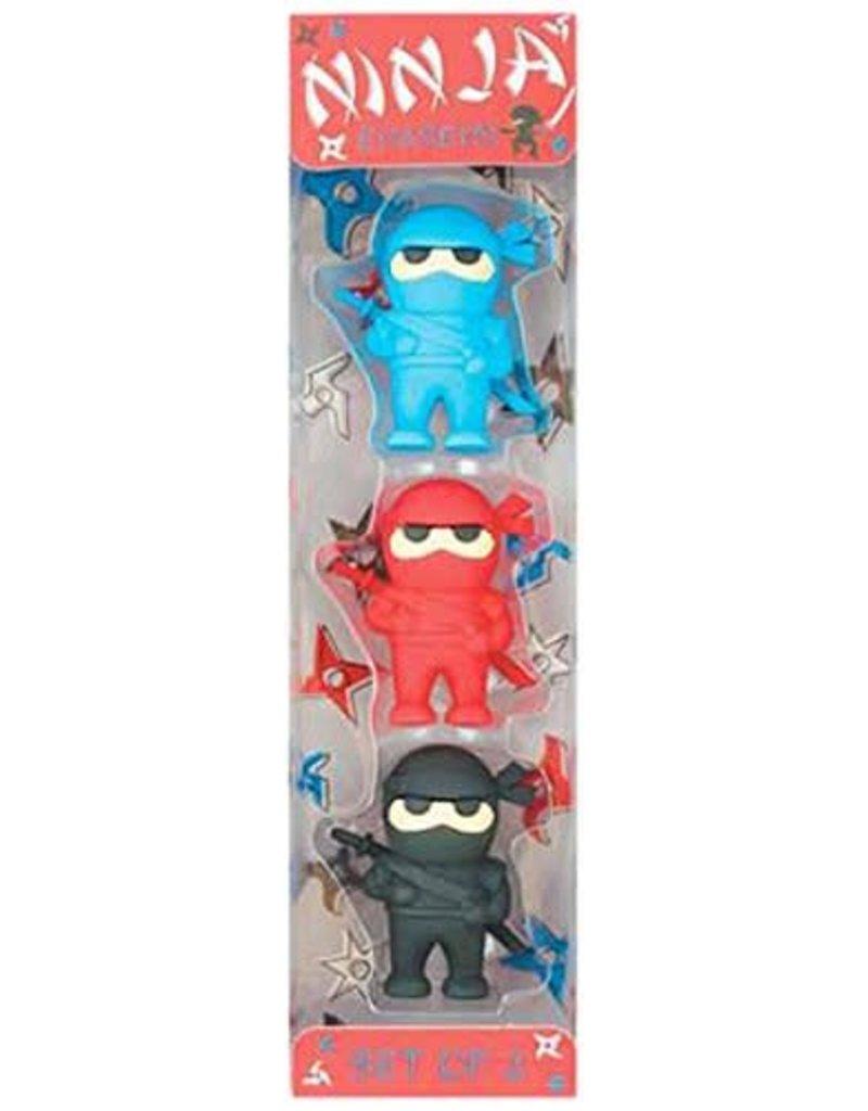 Ooly Ninja Erasers