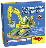 Haba USA Caution, Under construction!