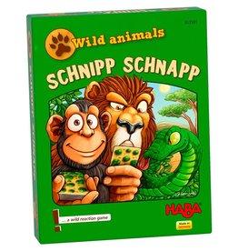 Haba USA Wild Animals - Schnipp Schnapp