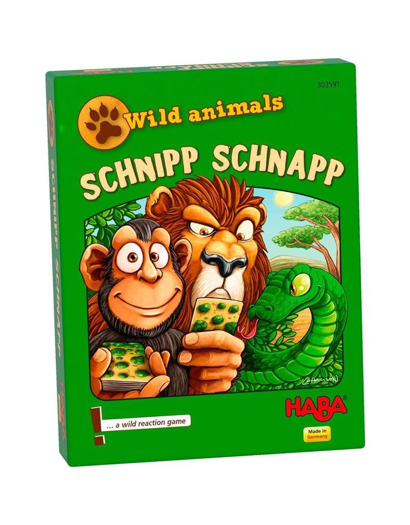Wild Animals - Schnipp Schnapp
