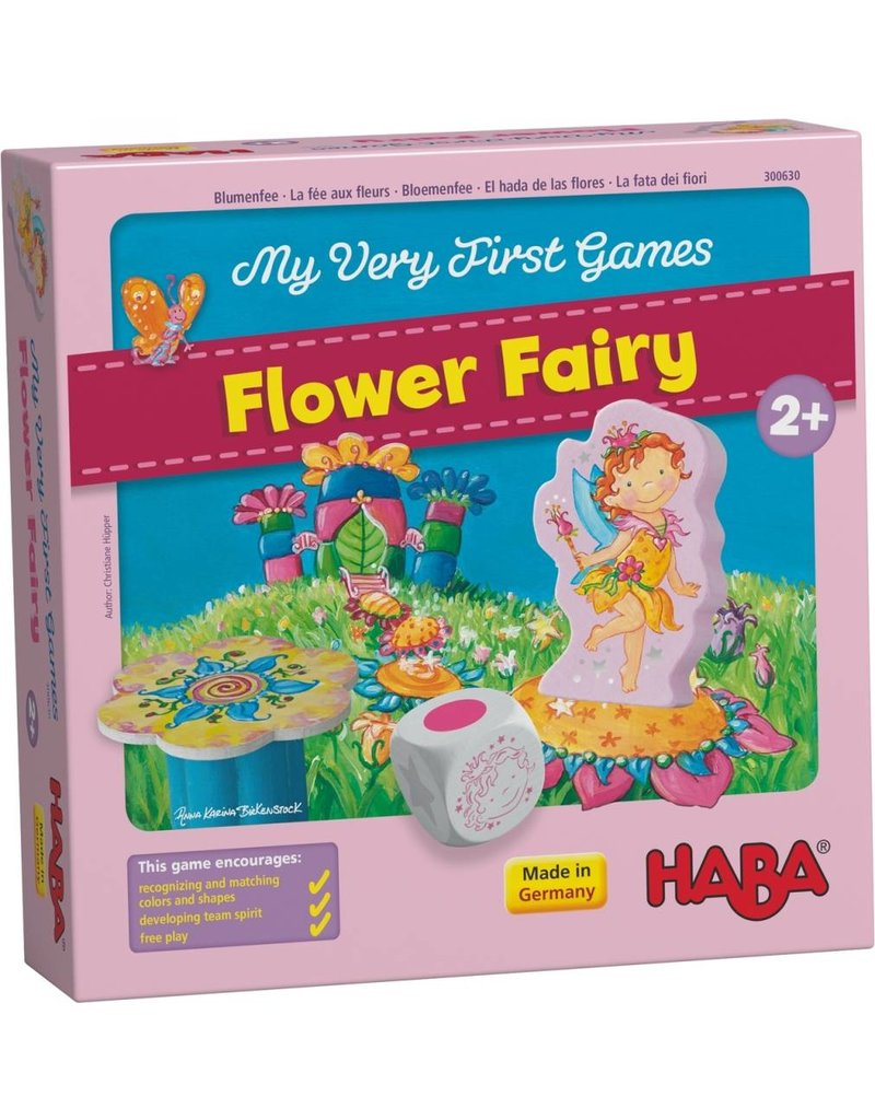 Haba USA My Very First Games - Flower Fairy
