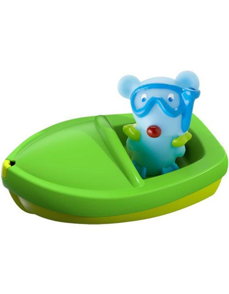 Haba USA Bath Boat Mouse