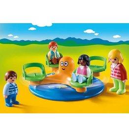 Playmobil 123 Children's Carousel