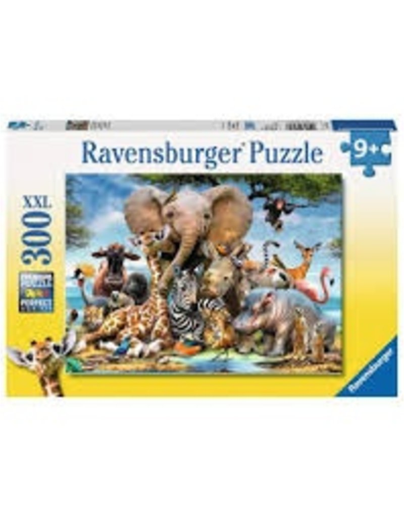 Ravensburger African Friends 300 pc