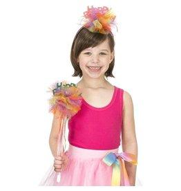Fairy Finery Happy Birthday Headband