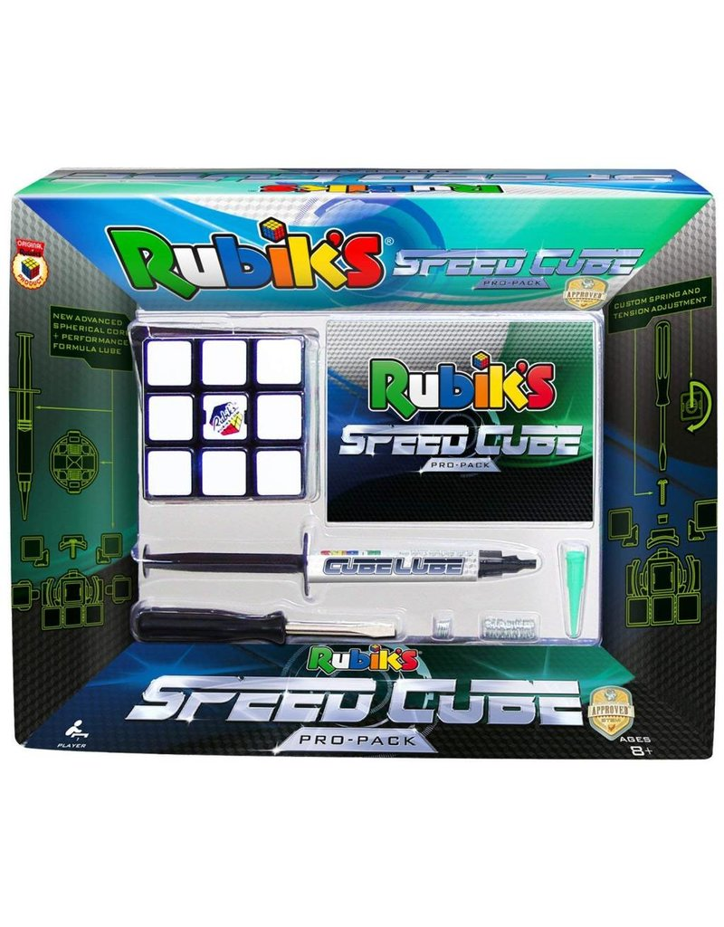 Winning Moves Rubik's Speed Pro Pack