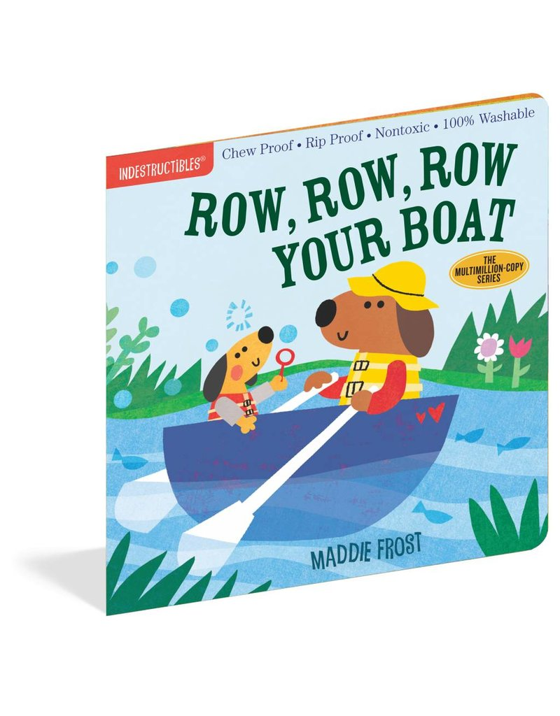 Workman Pub Row, row, row Your Boat Indestructibles