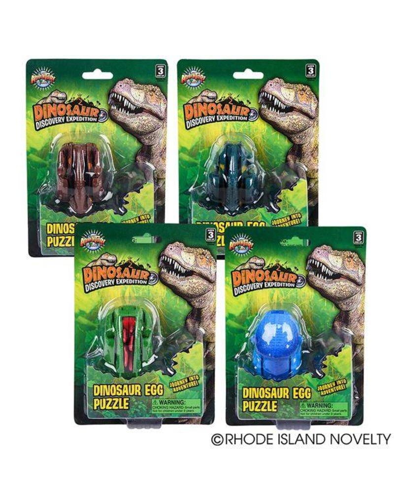 Dinosaur Puzzle Egg
