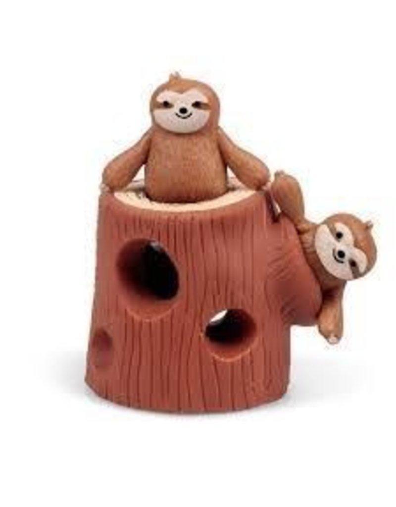 Peek-A-Boo Sloth