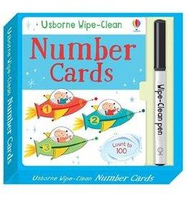 Usborne Number Cards