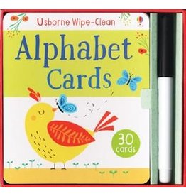Usborne Alphabet Cards