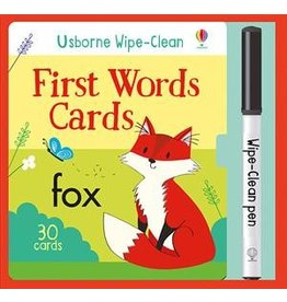 Usborne First Words Cards