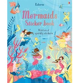 Usborne Mermaid Sticker Book