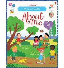 Usborne Sticker Book About Me