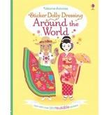 Usborne Around the World Dolly Sticker