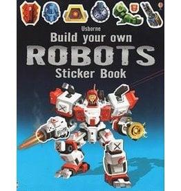 Usborne Build Your Own Robot SB