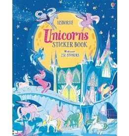 Usborne Unicorns Sticker Book