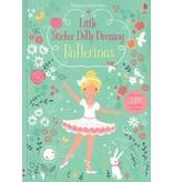 Usborne Little Sticker Ballerinas