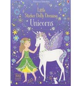 Usborne Little Sticker Sparkle Unicorns